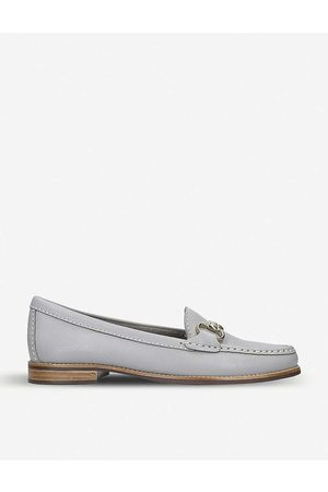Carvela Comfort Womens Click Grained-leather Loafers EUR 36 / 3 UK Women