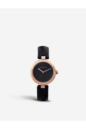 Gucci Women's and Ya141402 Diamantissima Stainless Steel Watch