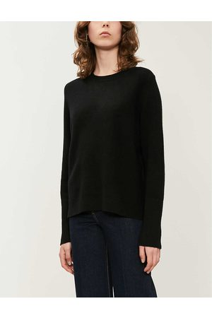 Chinti And Parker Womens Crewneck Cashmere Jumper XS