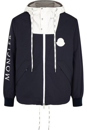 Moncler Men Tops - Chabat Reversible Shell And Jersey Jacket