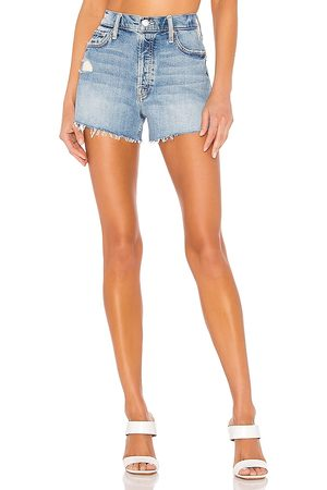Mother The Tomcat Kick Fray Short in . Size 24, 25, 26, 27, 28, 29, 30, 31, 32.