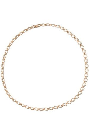 Irene Neuwirth 18kt Rose- Chain-link Necklace - Womens - Rose