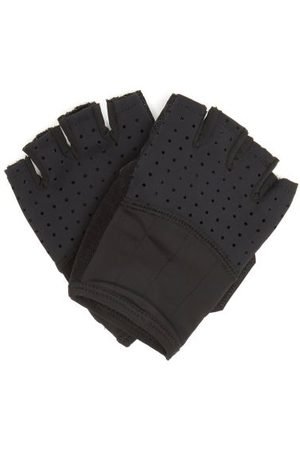 Cafe du Cycliste Summer Cycling Fingerless Gloves - Mens