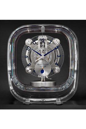 Jaeger-LeCoultre Marc Newson Atmos 568 Baccarat Crystal Clock, Ref. No. Q5165107