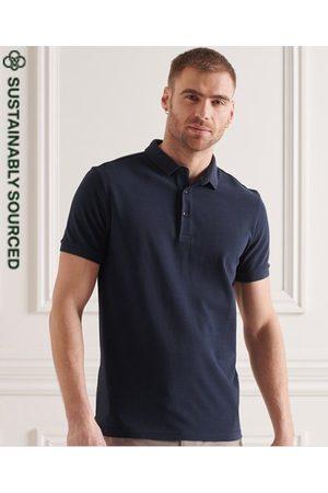 Superdry Men Polo Shirts - Organic Cotton City Pique Polo Shirt