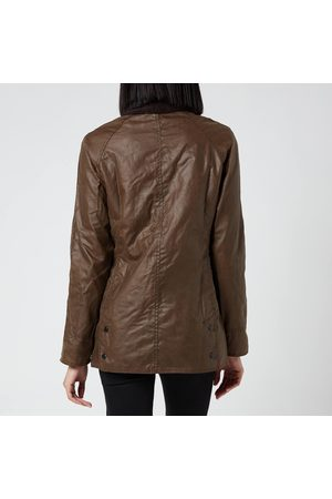 Barbour Women Outdoor Jackets - Women's Beadnell Wax Jacket