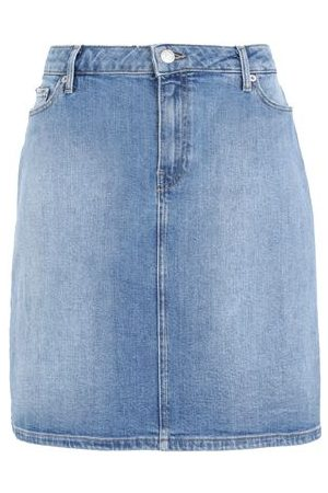 Tommy Hilfiger DENIM - Denim skirts