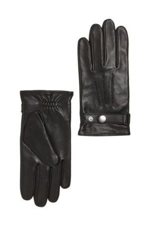 Marks & Spencer Mens Luxury Italian Leather Gloves - M - , ,Tan