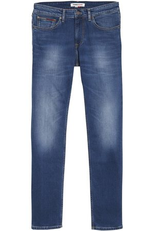 Tommy Hilfiger Tjm Ryan Relaxed Straight Fit Stretch Jeans