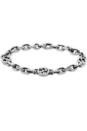 Gucci Jewellery Men Bracelets - Gucci Interlocking G Bracelet M