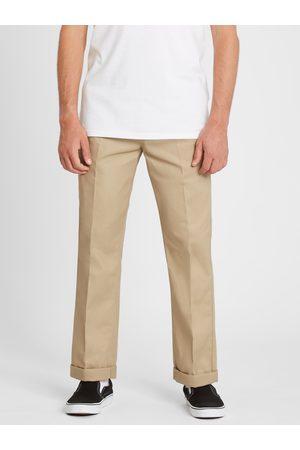 Volcom Men Trousers - Men's Atwall Pant - Khaki