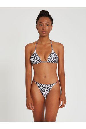 Volcom Women Bikinis - Women's Coral Morph Skimpy Bikini Bottom - Multi