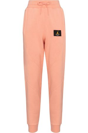 Nike Jordan Flight cotton-blend sweatpants