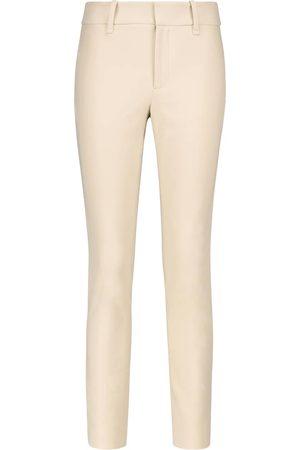 Vince High-rise slim pants