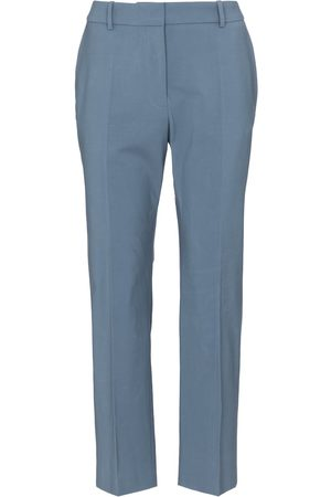 Joseph Tape slim cropped wool-blend pants