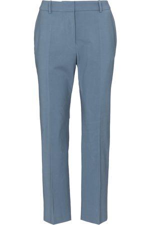 Joseph Tape slim cropped wool-blend pants