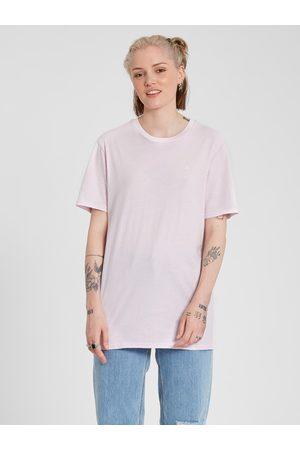 Volcom Women's Solid Stone T-shirt - Lavender