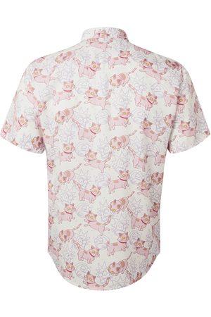 Rick and Morty Men Shirts - Rick & Morty Cat Exclusive Shirt