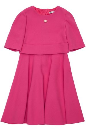Dolce & Gabbana Stretch Cady Party Dress