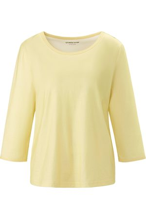Green Cotton Women Tops - Round neck top in 100% cotton size: 12