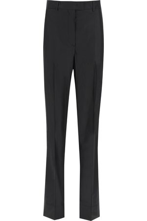 Sportmax LOOSE TROUSERS IN COTTON BLEND 38