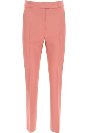 Max Mara Women Trousers - TEMPO TROUSERS IN MOHAIR WOOL 38 Wool
