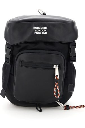 Burberry LEO ONE SHOULDER BACKPACK OS Leather, Technical