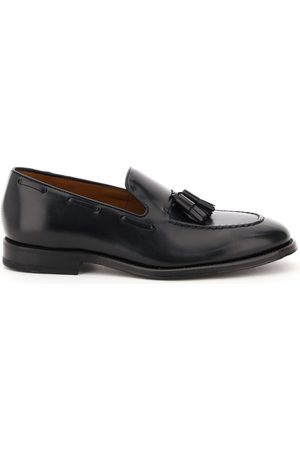 HENDERSON BARACCO Men Loafers - LEATHER LOAFERS WITH TASSELS 40 Leather