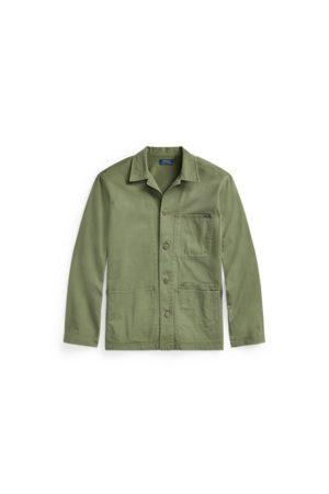 Polo Ralph Lauren Twill Utility Overshirt