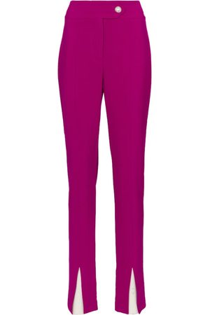 VERONICA BEARD Jessamy high-rise slim pants