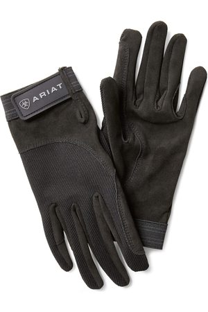 Ariat TEK Grip Gloves in Cotton Twill
