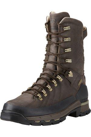 "Ariat Men's Catalyst VX Defiant 10"" Gore-Tex 400g Outdoor Boots in Bitter Leather"