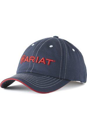 Ariat Caps - Team II Cap in Navy/ Cotton Twill