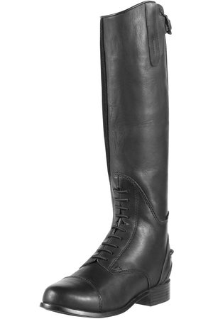 Ariat Kid's Bromont Tall Waterproof Boots in Leather