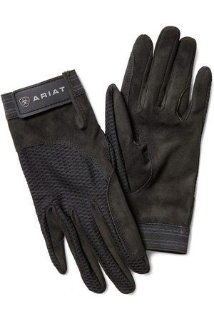 Ariat Air Grip Gloves in Cotton Twill