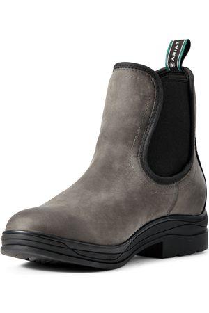 Ariat Women Boots - Women's Keswick Waterproof Boots in Shadow Leather