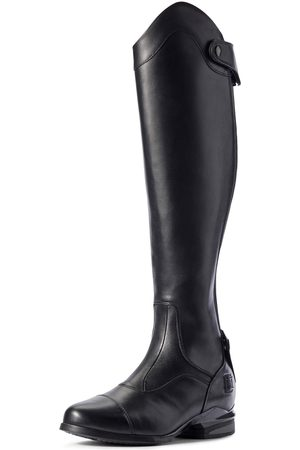 Ariat Women High Leg Boots - Women's Nitro Max Tall Riding Boots in Leather