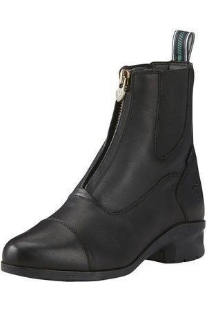 Ariat Women Boots - Women's Heritage IV Zip Paddock Waterproof Boot in Leather