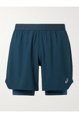 Asics Men Shorts - Road Stretch-Shell Shorts