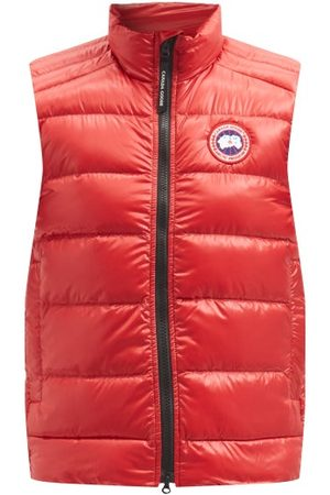 Canada Goose Men Body Warmers - Crofton Quilted Down Gilet - Mens