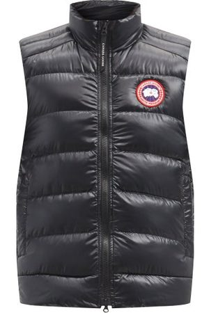 Canada Goose Crofton Quilted-down Gilet - Mens