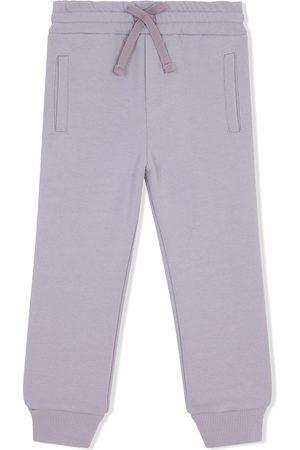 Dolce & Gabbana Boys Trousers - Drawstring track pants