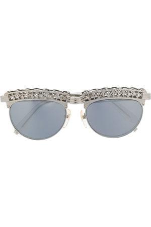 Jean Paul Gaultier Women Sunglasses - 1990s Eiffel tower frame sunglasses
