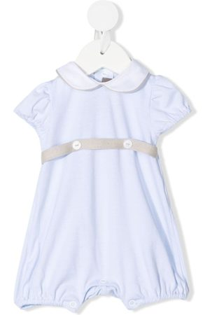 LITTLE BEAR Baby Rompers - Peter pan collar romper
