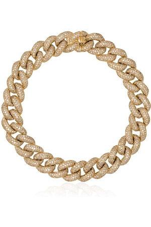 Shay 18kt yellow diamond bracelet