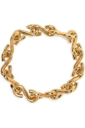 ALL BLUES Hook chain bracelet