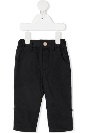 MONNALISA Cotton chino trousers