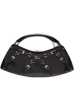 Dior Women Handbags - 2003 pre-owned mini logo buckled tote bag