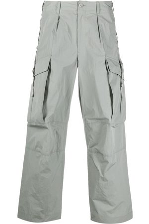 ATTACHMENT Straight-leg cargo trousers