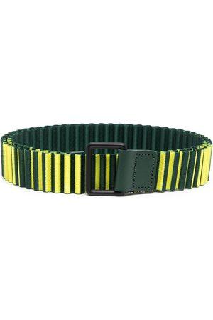 HOMME PLISSÉ ISSEY MIYAKE Belts - Stripe snail belt